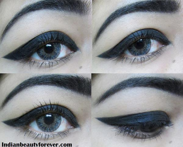 bold graphic eyeliner styles and ideas (Copy)