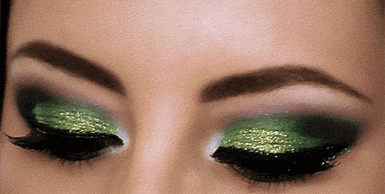 25-Best-Green-Smokey-Eye-Make-Up-Ideas-Looks-Pictures-8