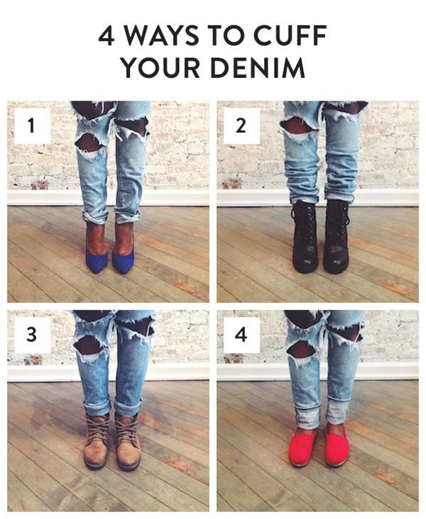 DenimCuffs