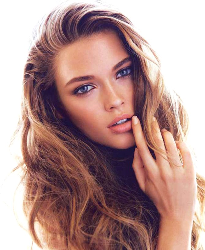 Makeup For Tanned Skin-2