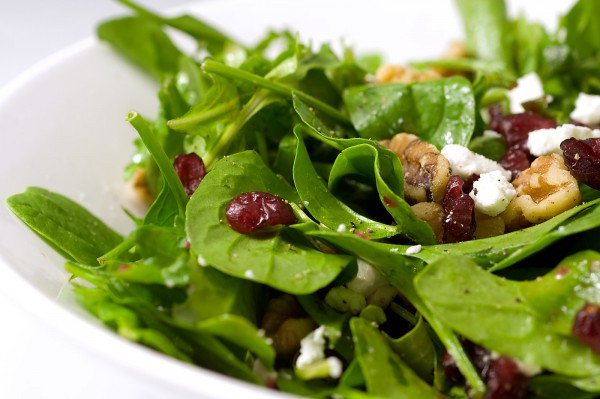 spinach-arugula-cranberry-walnut-salad-1