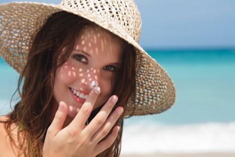 Face-Sunscreen