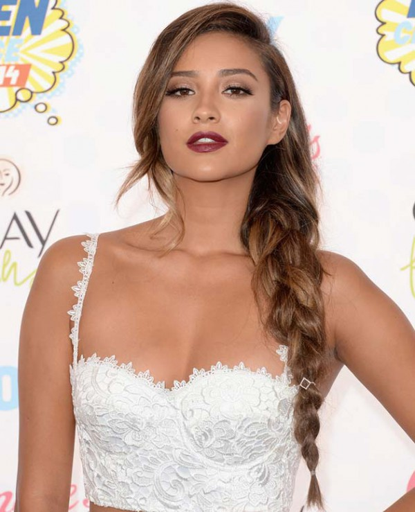 chunky_messy_braids_Shay_Mitchell_braided_hairstyles