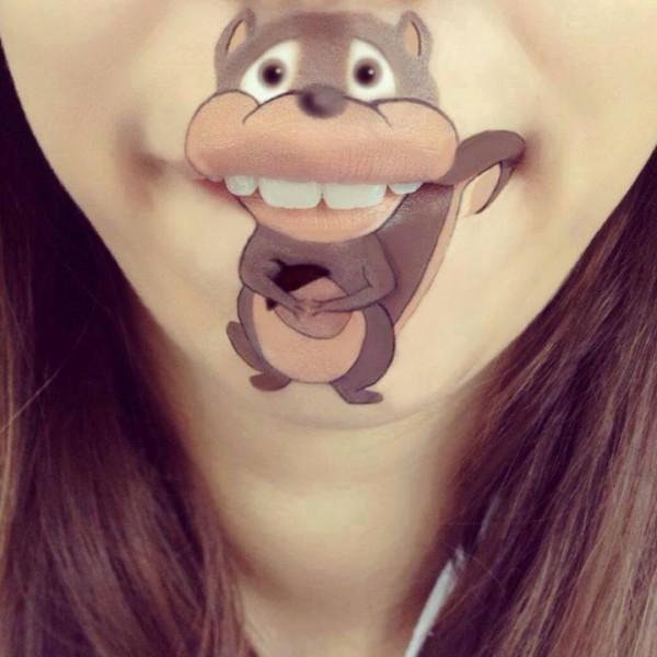 Spectacular-Lip-Art-Designs-10