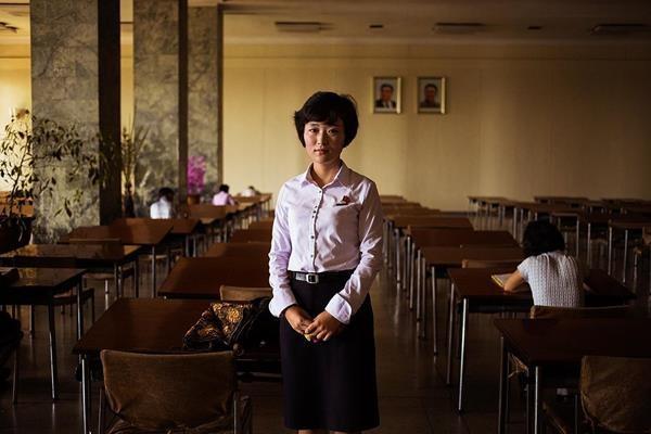 Library-Pyongyang