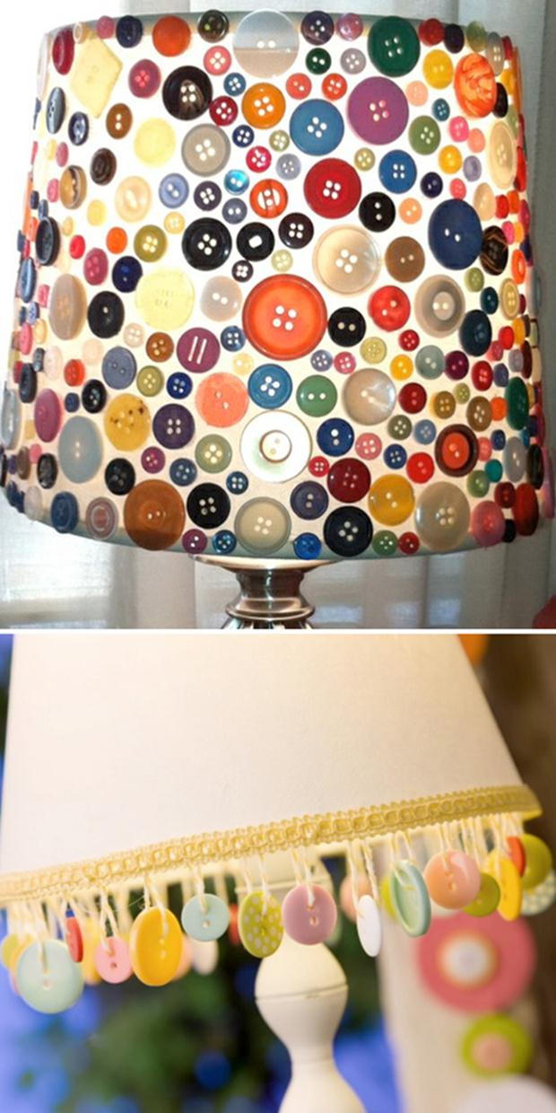 button-lamp