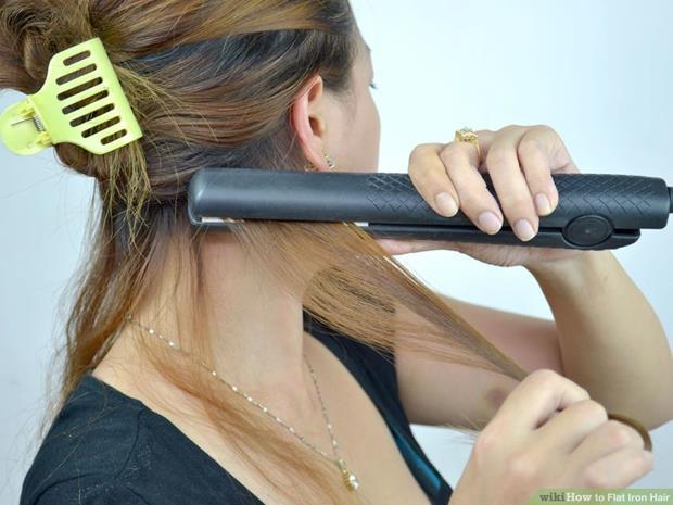 Flat-Iron-Hair-Step-7