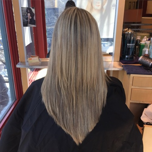 7-sleek-dark-blonde-v-cut