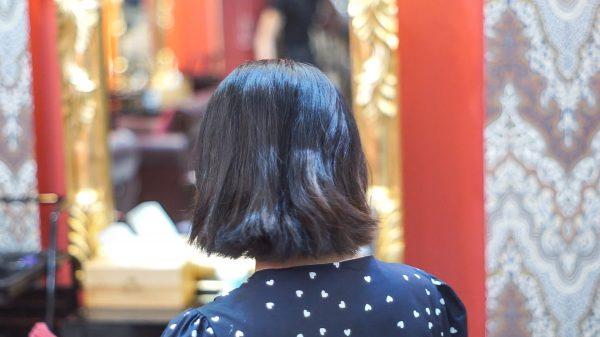 เปลี่ยนลุคใหม่ ทำสีผมให้ดูสวย ทำแล้วไม่ดูป้า ที่ The Gallery Tiara